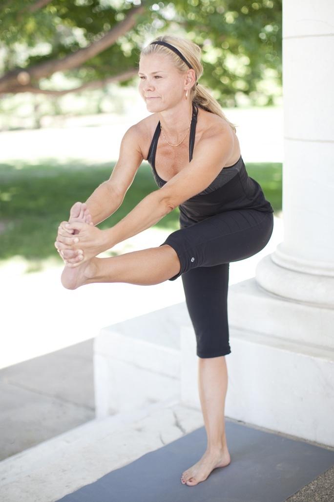 Tisha Gregory Owner Hot Tula Hot Yoga Denver